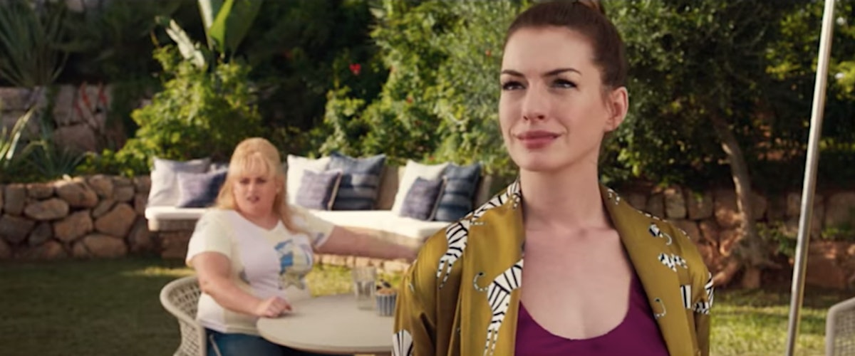 """'The Hustle' Trailer Finds Anne Hathaway & Rebel Wilson Ready To Take Down """"Dirty Rotten Men"""" — VIDEO"""