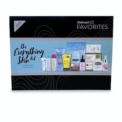 Everything Skin Kit Walmart Beauty Box