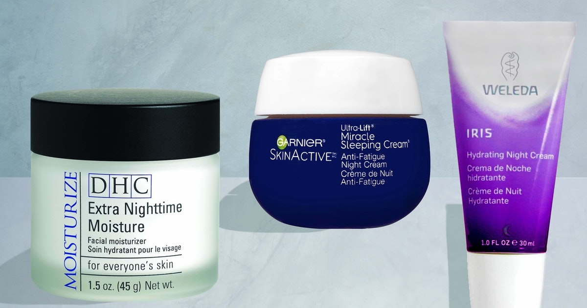 The 6 Best-Rated Night Creams