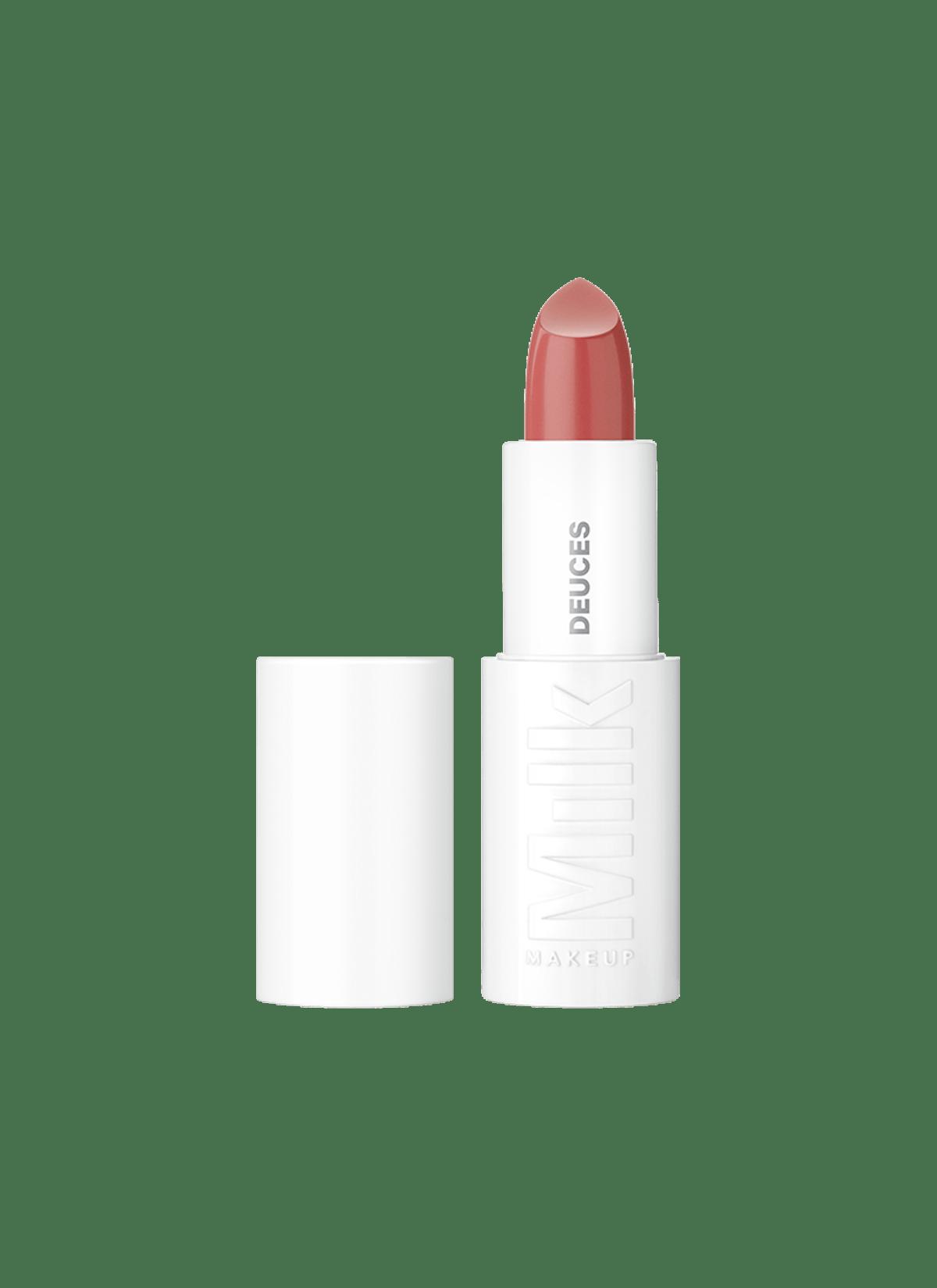 Lip Color Demi-Matte Lipstick - Deuces