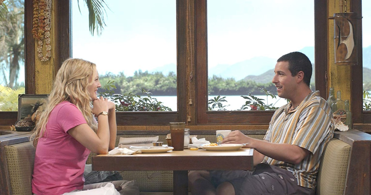 50 First Dates Has Been Used As A Tool For Couples Counseling 8