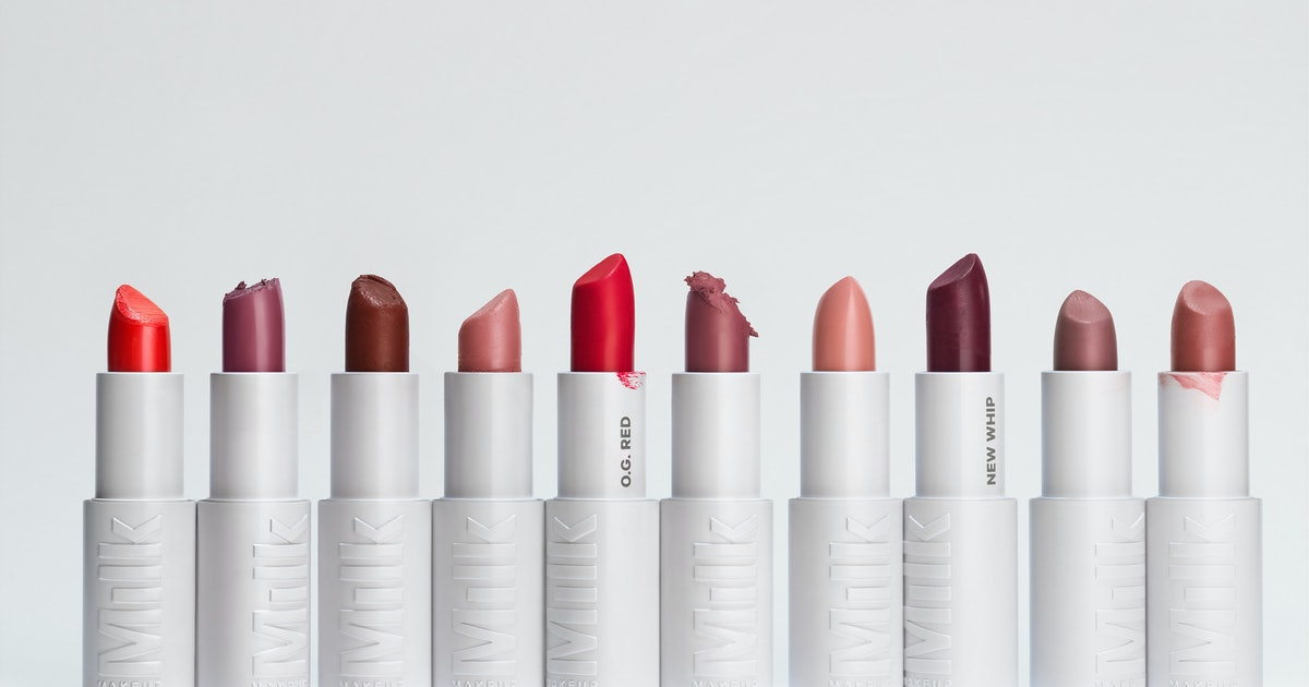 Milk Makeup's Lip Color Is Now Smoother, Creamier, & Has 3 New Shades