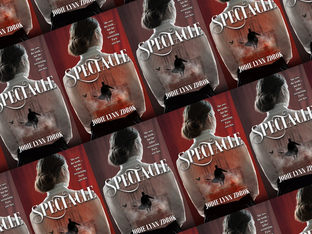 How Jack The Ripper & The Paris Morgues Inspired The Murder Mystery In Jodie Lynn Zdrok's YA Novel 'Spectacle'