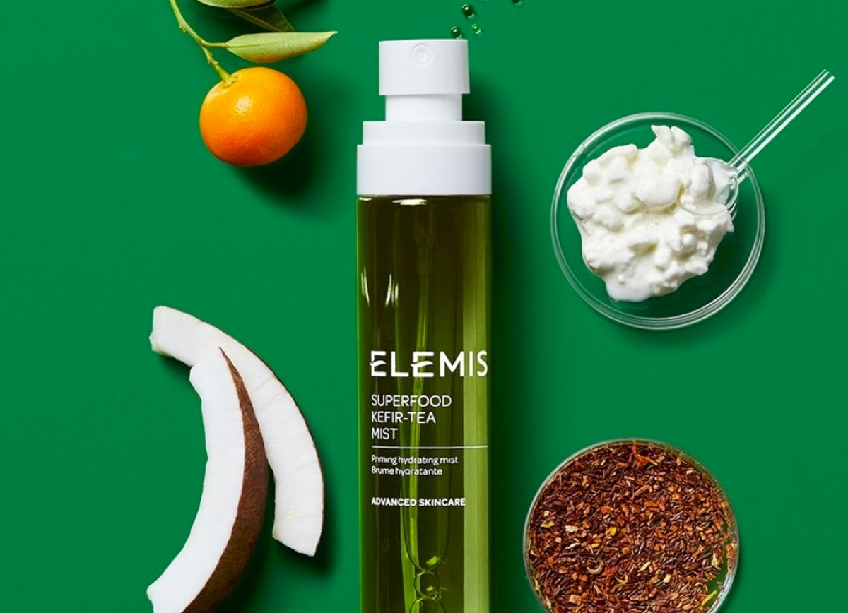 ELEMIS' Kefir-Tea Mist Is The Latest Product To Join The Brand's Cult-Favorite Superfood Line