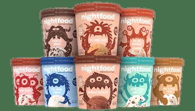 Nightfood Variety Pack (8 Pints)