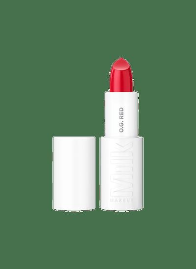 Lip Color Demi-Matte Lipstick - O.G. Red