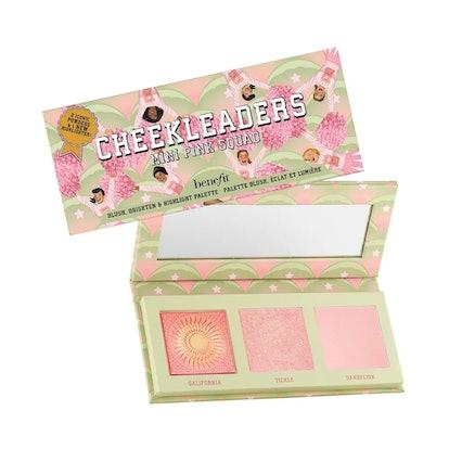 Cheekleaders Pink Squad Mini Cheek Palette