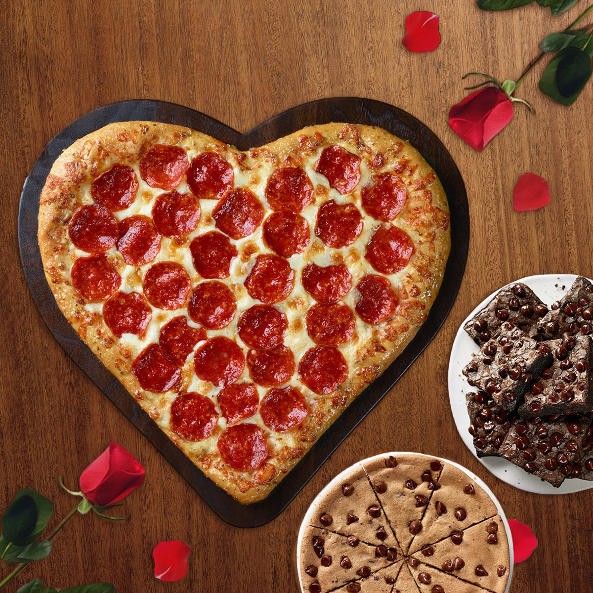 Pizza Hut Just Dropped A Valentine's Day Bundle That Will Make Cheese Lovers Swoon