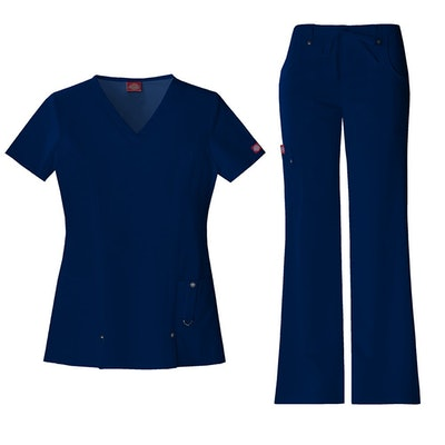 Dickies Xtreme Stretch Women's Scrub Set