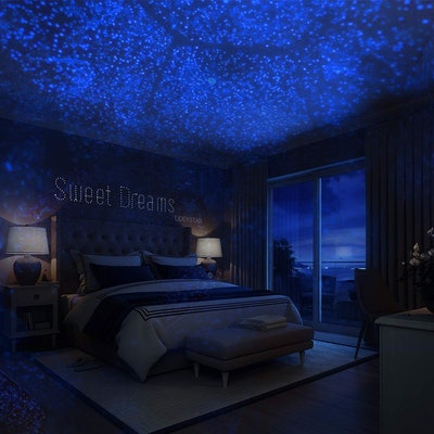 Lisnec Cosmos Star Decorative Projector Lamp