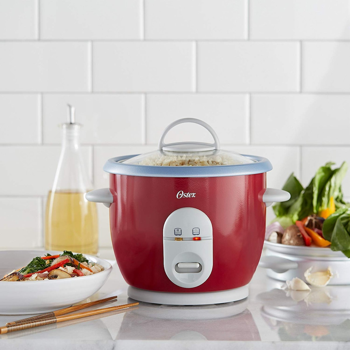Oster 6-Cup Rice Cooker