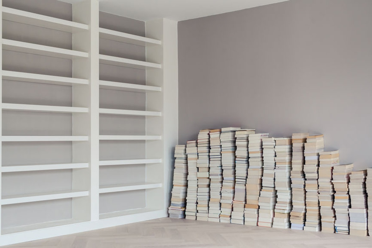 I Used The Marie Kondo Method On My Library — And In The Process, I Let Go Of A Lot More Than Books
