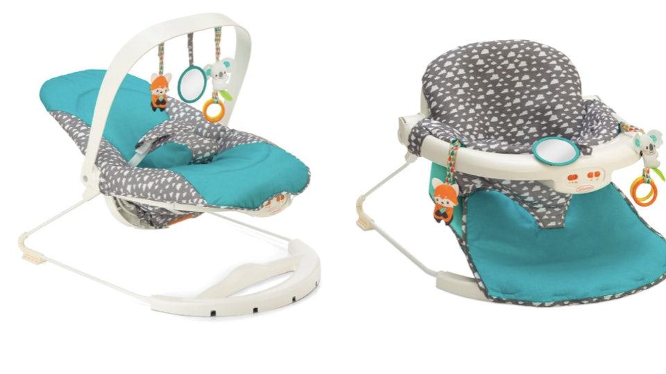 Infantino 2 In 1 Bouncer Amp Activity Seat Is The Minimalist