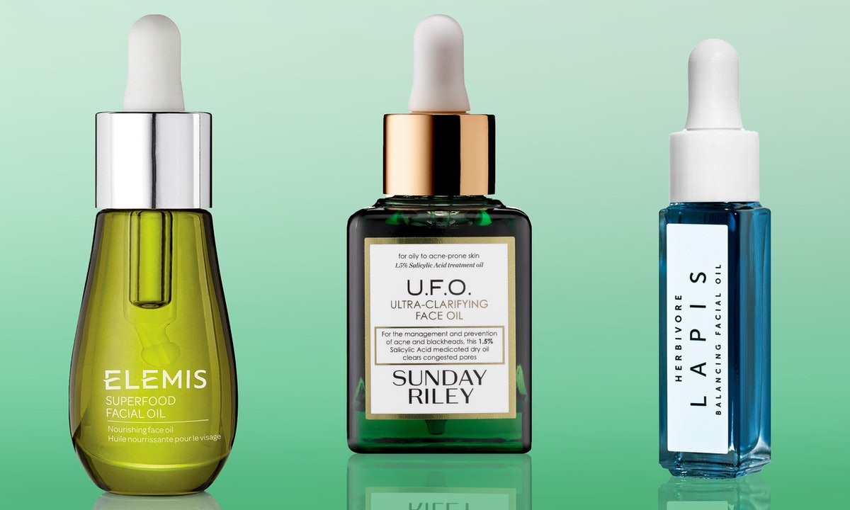 The 5 Best Face Oils