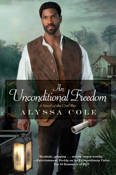 'An Unconditional Freedom' by Alyssa Cole