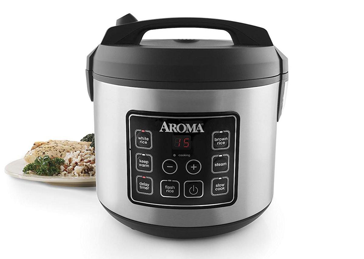 Aroma Housewares 20-Cup Digital Rice Cooker