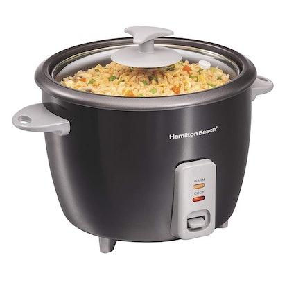 Hamilton Beach 16-Cup Rice Cooker