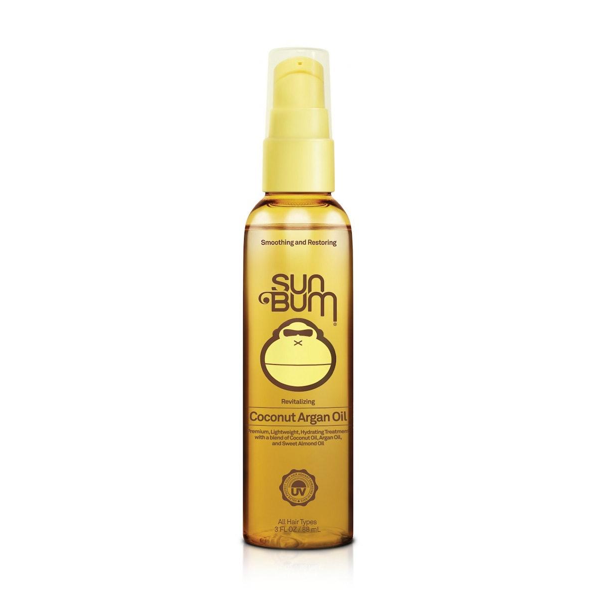 Sun Bum Revitalizing Coconut Argan Oil