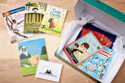 Kid Curated Books