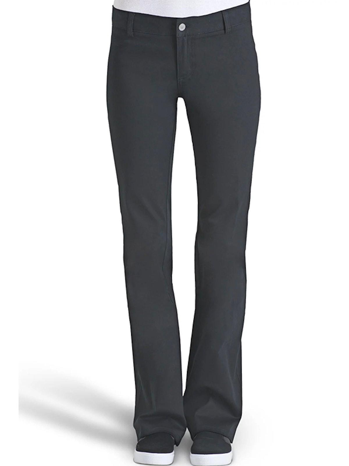 Slim Fit Bootcut Leg Worker