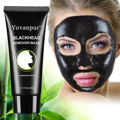 Yovanpur Charcoal Peel Off Mask