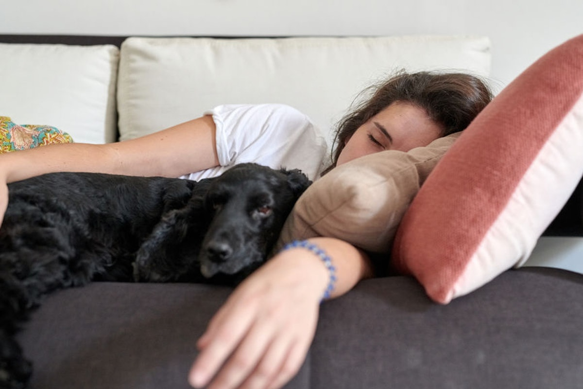 National Napping Day Is A Thing, & It Is So *Perfectly* Timed