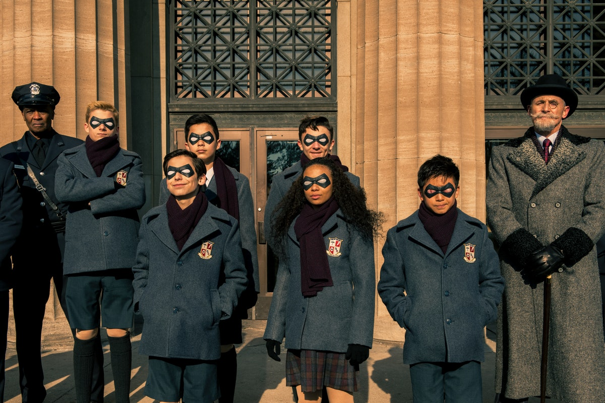 Why Do The Kids At 'The Umbrella Academy' Have Numbers Instead of Names? Here's Your Explanation