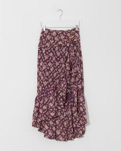 Bordeaux Alie Skirt