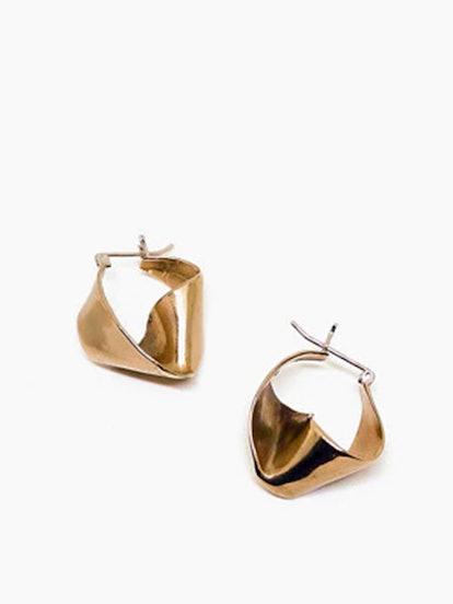 Petite Joan Hoop Earrings