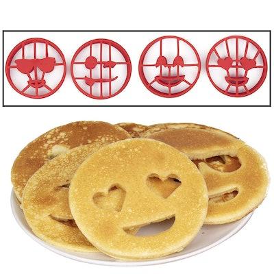 Good Cooking Emoji Molds (Set of 4)