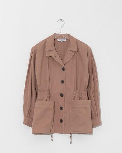 Garrapata Drawstring Jacket
