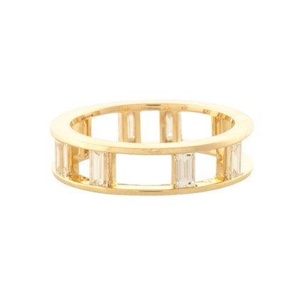 Baguette Cage Band