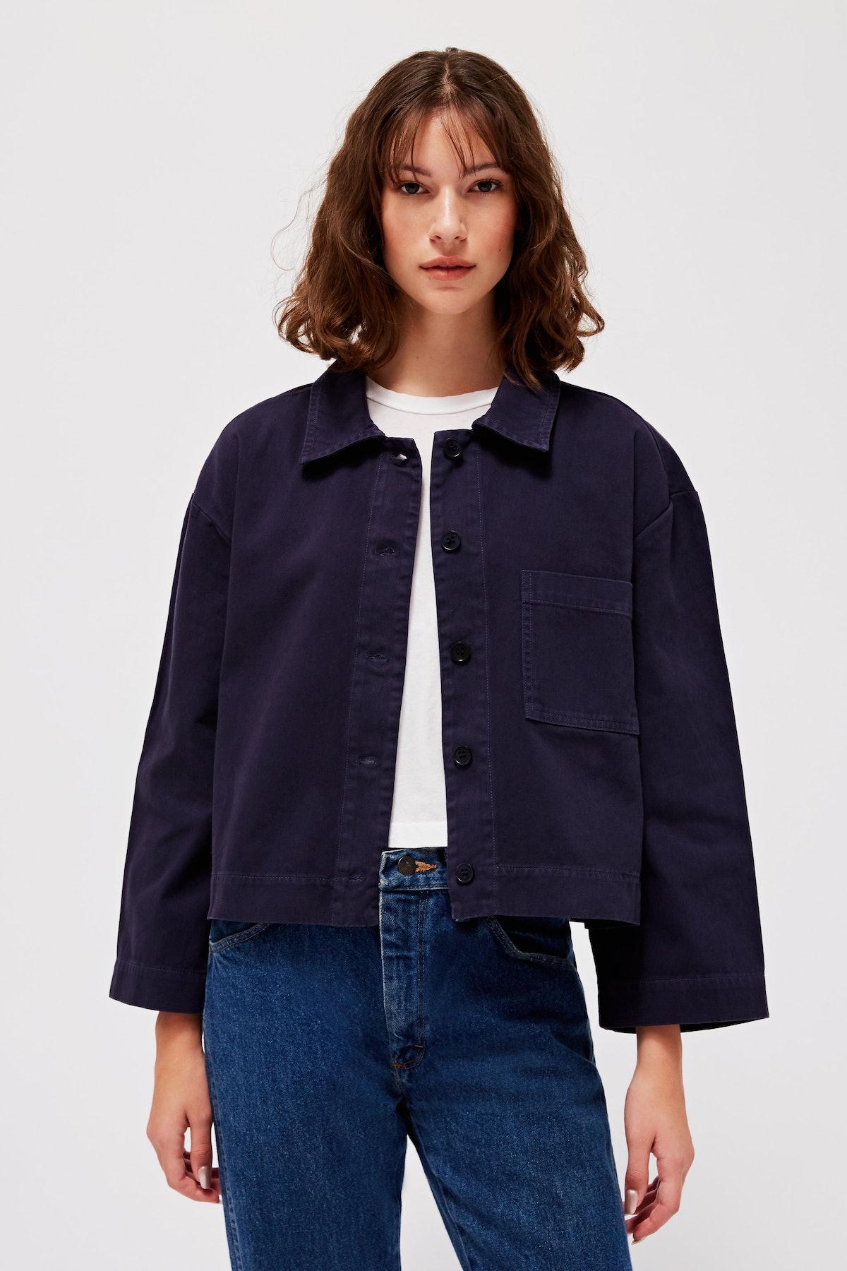 Brushed Jane Jacket