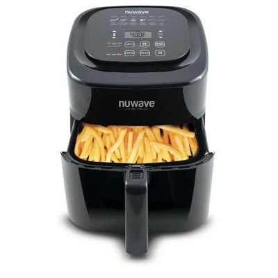 NuWave 6qt Digital Air Fryer In Black