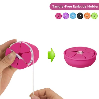 YouthBelief Earbud Holder