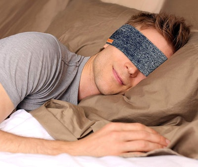 Azzker Sleep Headphones And Eye Mask