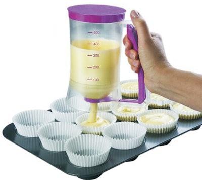 Southern Homewares Pancake & Cupcake Batter Dispenser