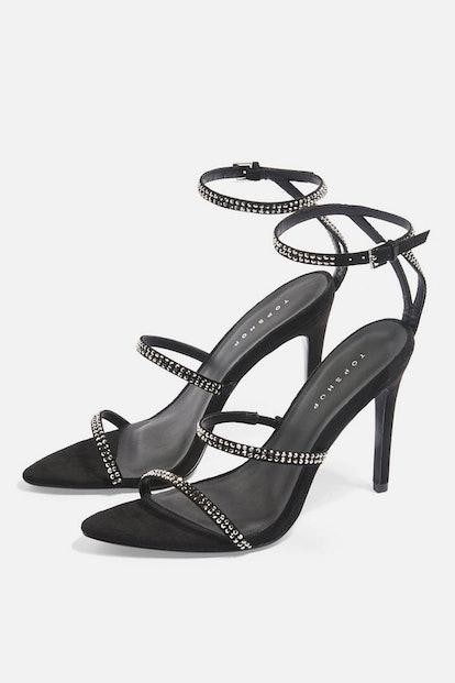 SAMIRA Diamante Heels