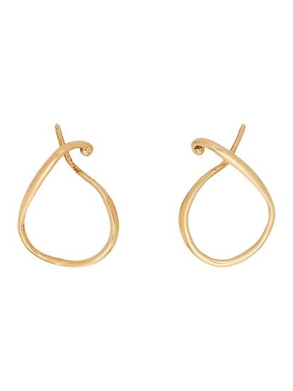 Bronze Vinea Earrings