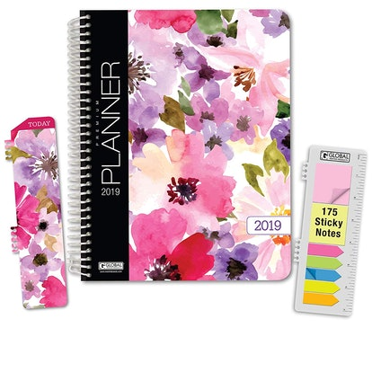 Global Printed Products Hardcover 2019 Calendar & Planner