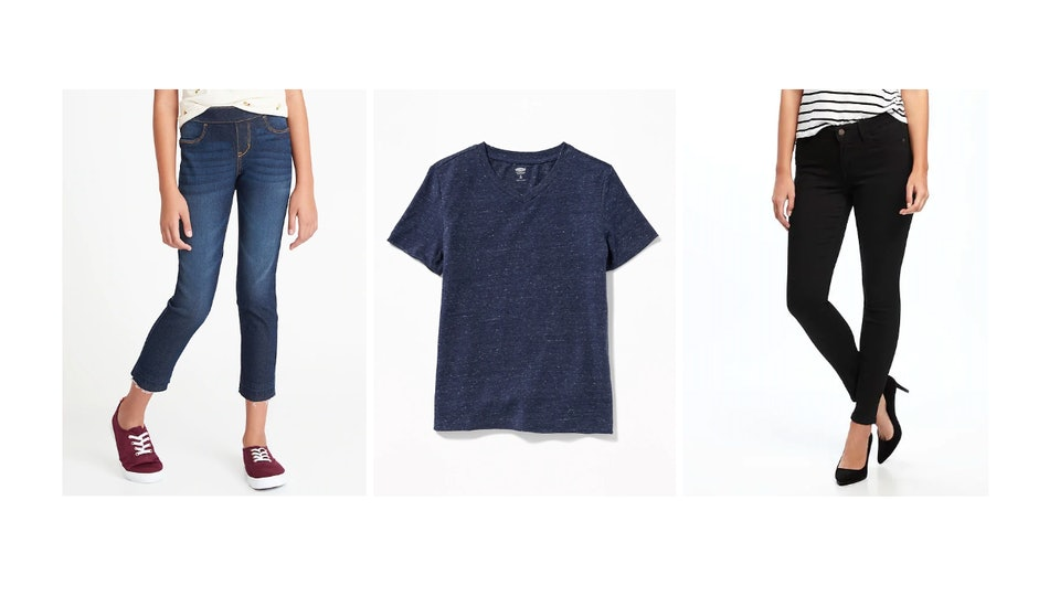 c100462b296 9 Deals At Old Navy s President s Day Sale 2019 (Including Jeans for  10!)  That You Definitely Don t Want To Miss