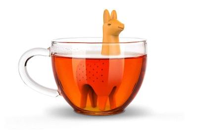 Fred Silicone Tea Infuser — Como Tea Llama