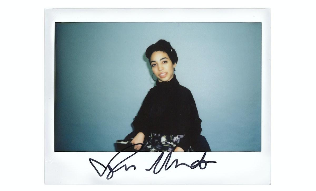 Model & Activist Jillian Mercado Takes On The Bustle Booth