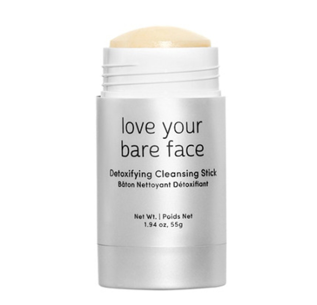 Love Your Bare Face Detoxifying Cleansing Balm Stick