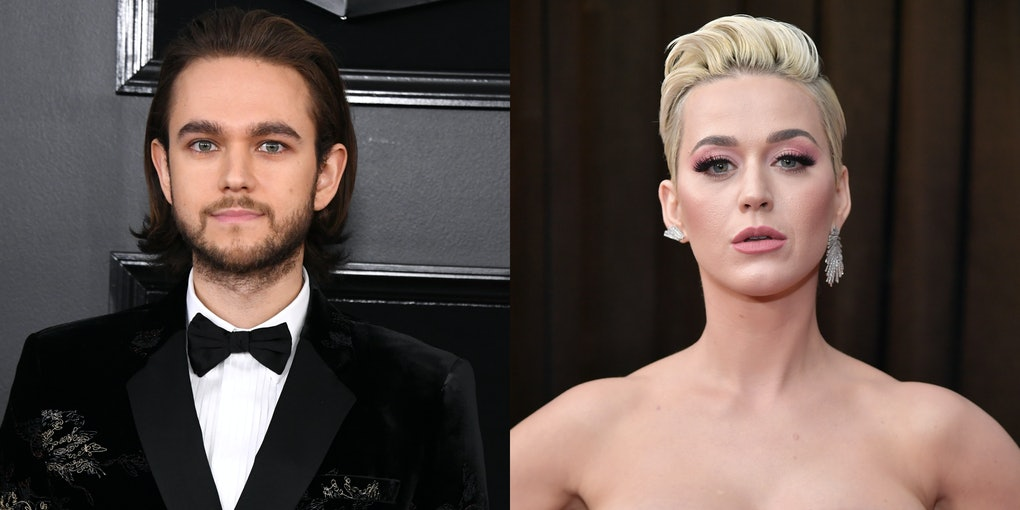 Image result for zedd and katy perry