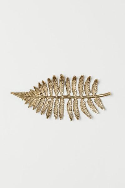 Leaf-Shaped Tray