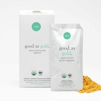 Organic Golden Milk Powder