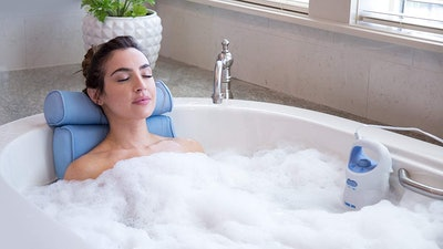 BodyHealt Home Spa Bath Pillow
