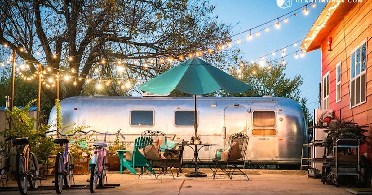 Unique Glamping Ideas For Couples To Try This Spring