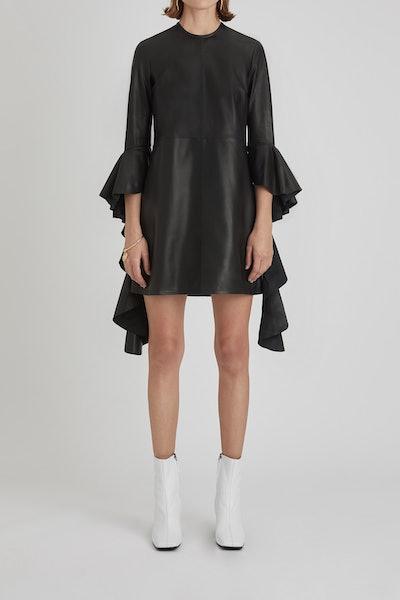 Kilkenny Frill Sleeve Mini Dress
